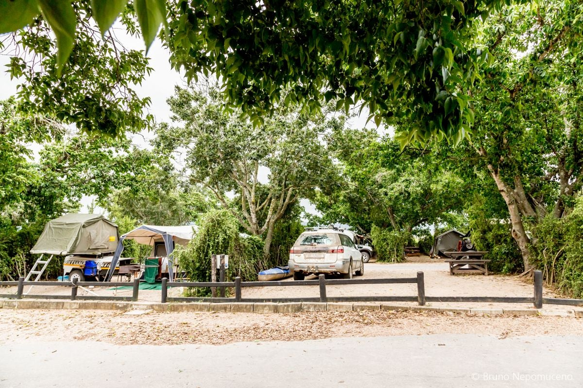 Addo Elephant National Park Campsite