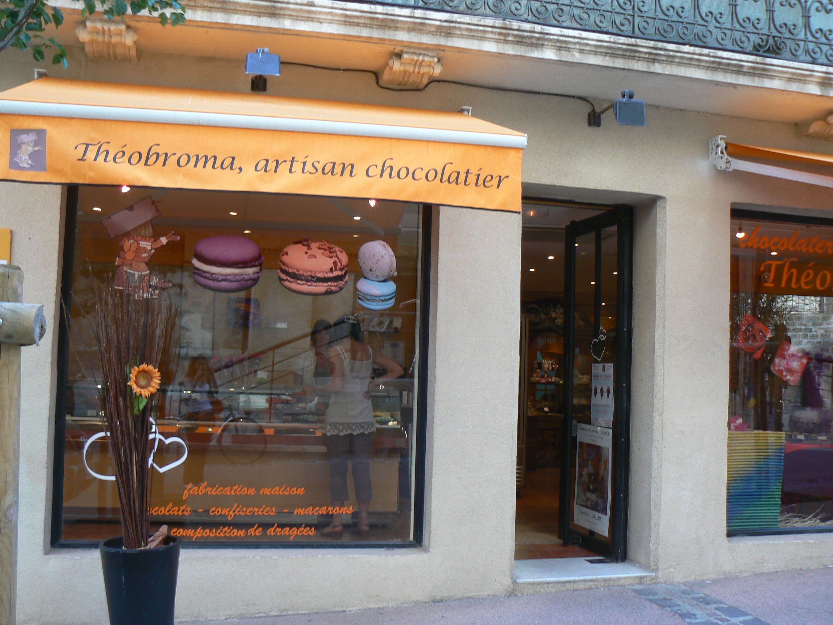 th obroma artisan chocolatier montpellier 1 exp riences et 2 photos. Black Bedroom Furniture Sets. Home Design Ideas