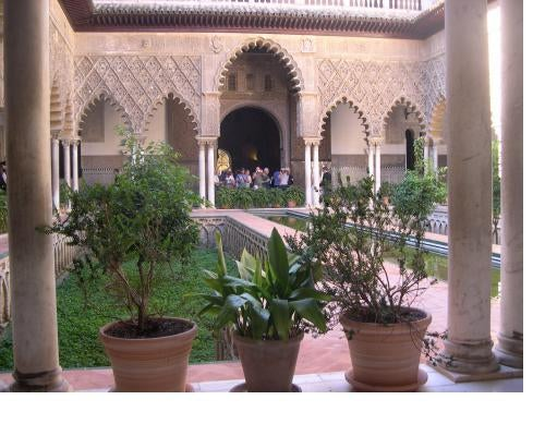 Gardens of the Royal Alcázar in Seville: 28 reviews and ...