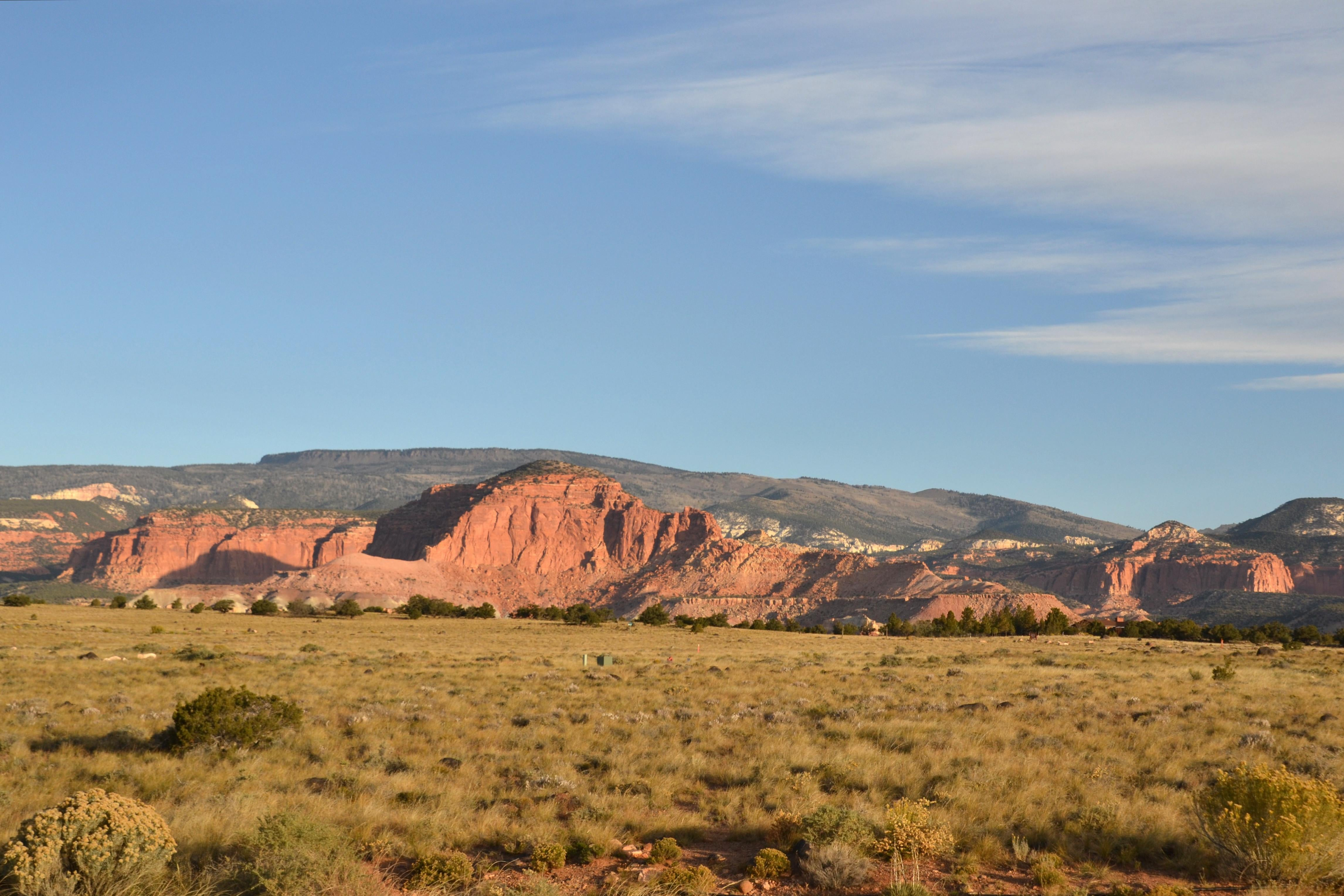 Estepa en Capitol Reef National Park
