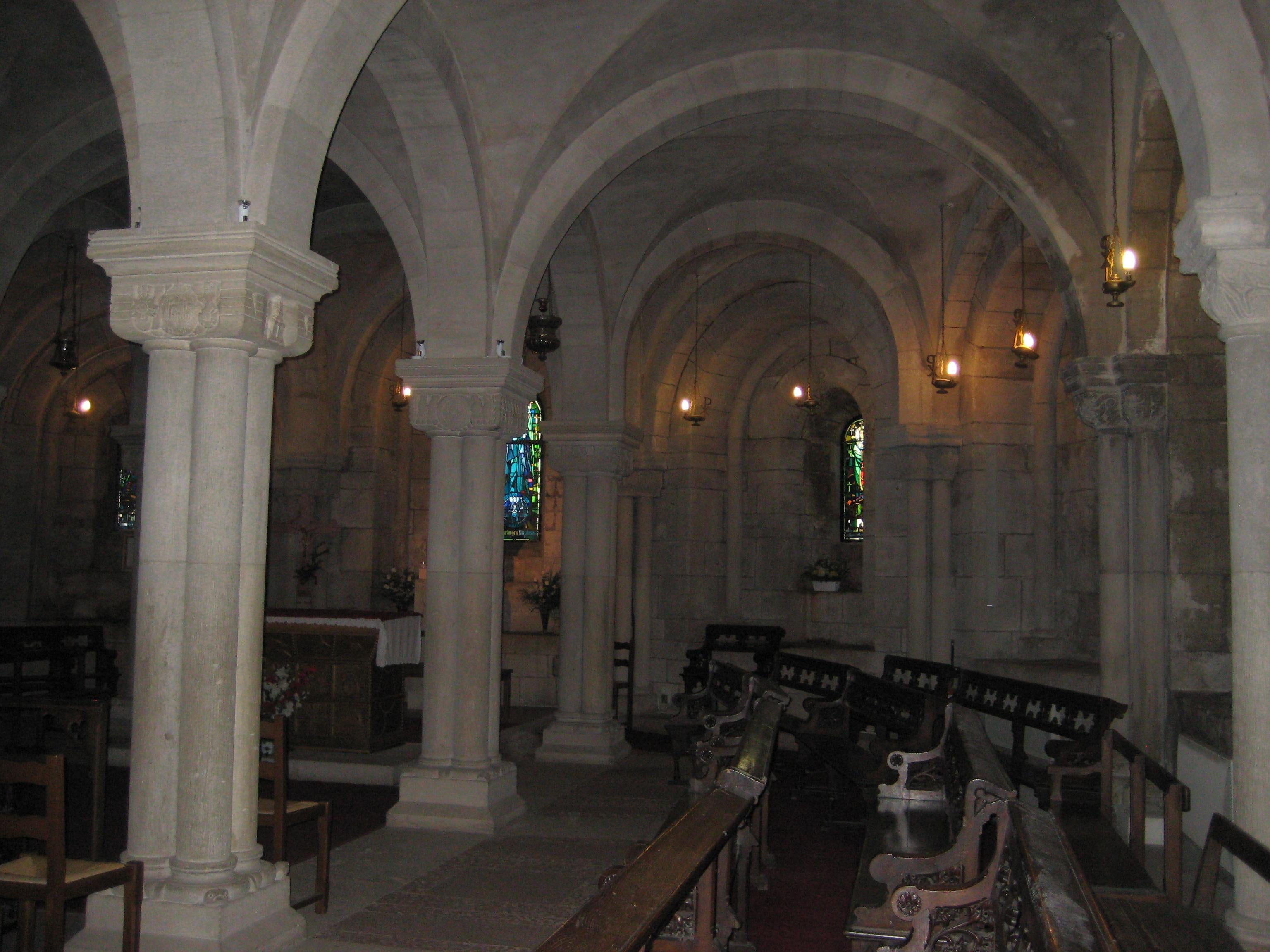 Our Lady Cathedral Crypt