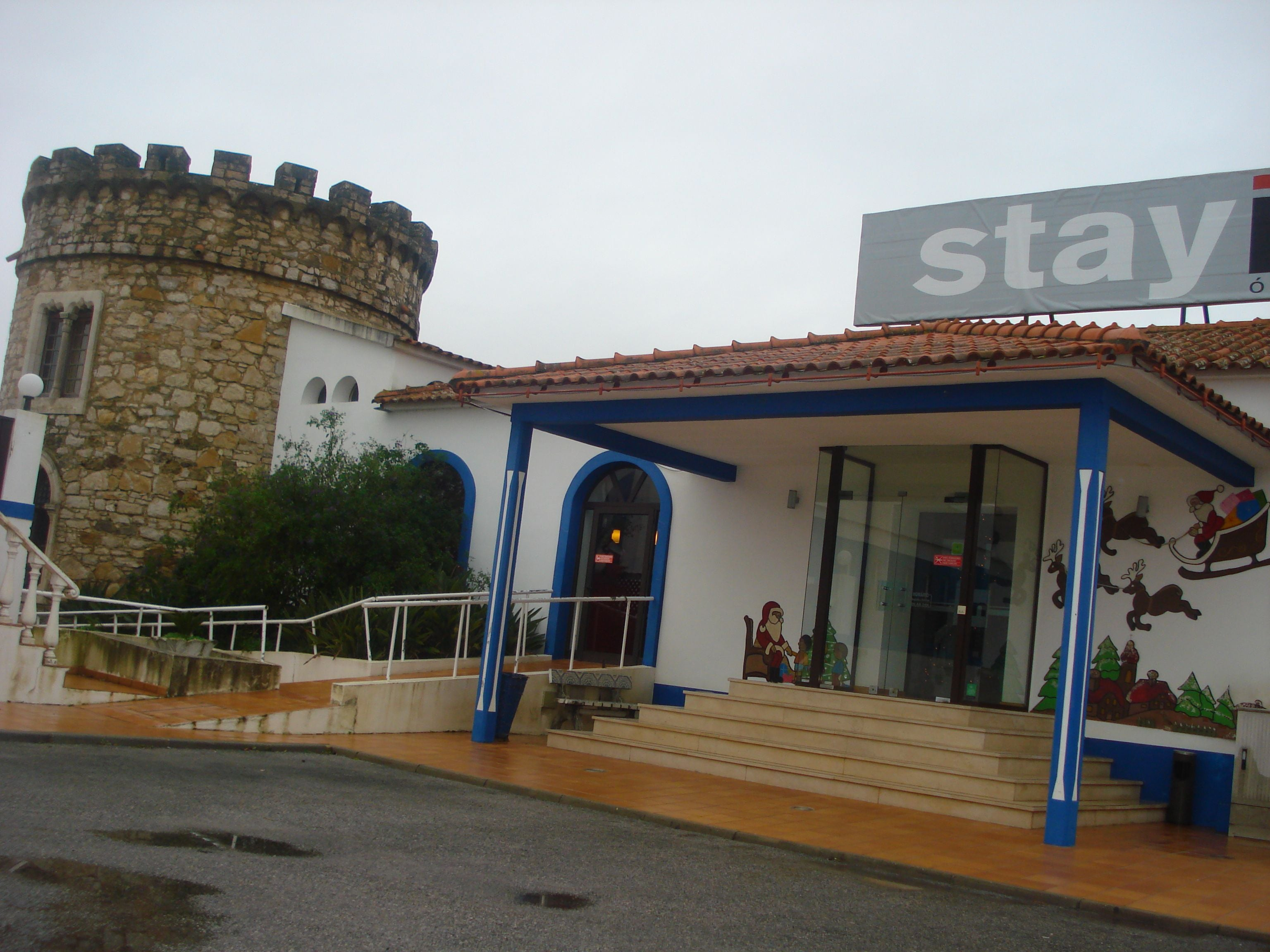 Hotel Stay In Óbidos
