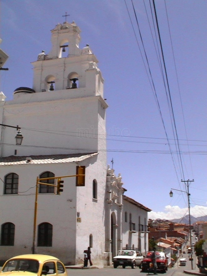 Historic Center of Sucre