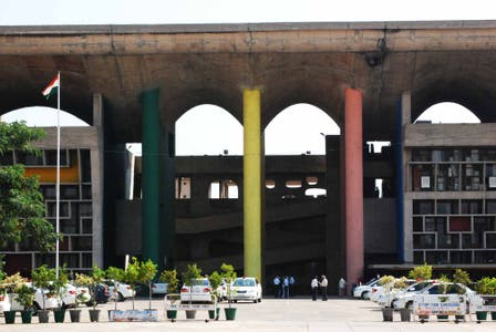 Chandigarh: Le Corbusier en India