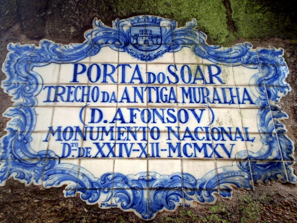 Porta do Soar o Arco dos Melos