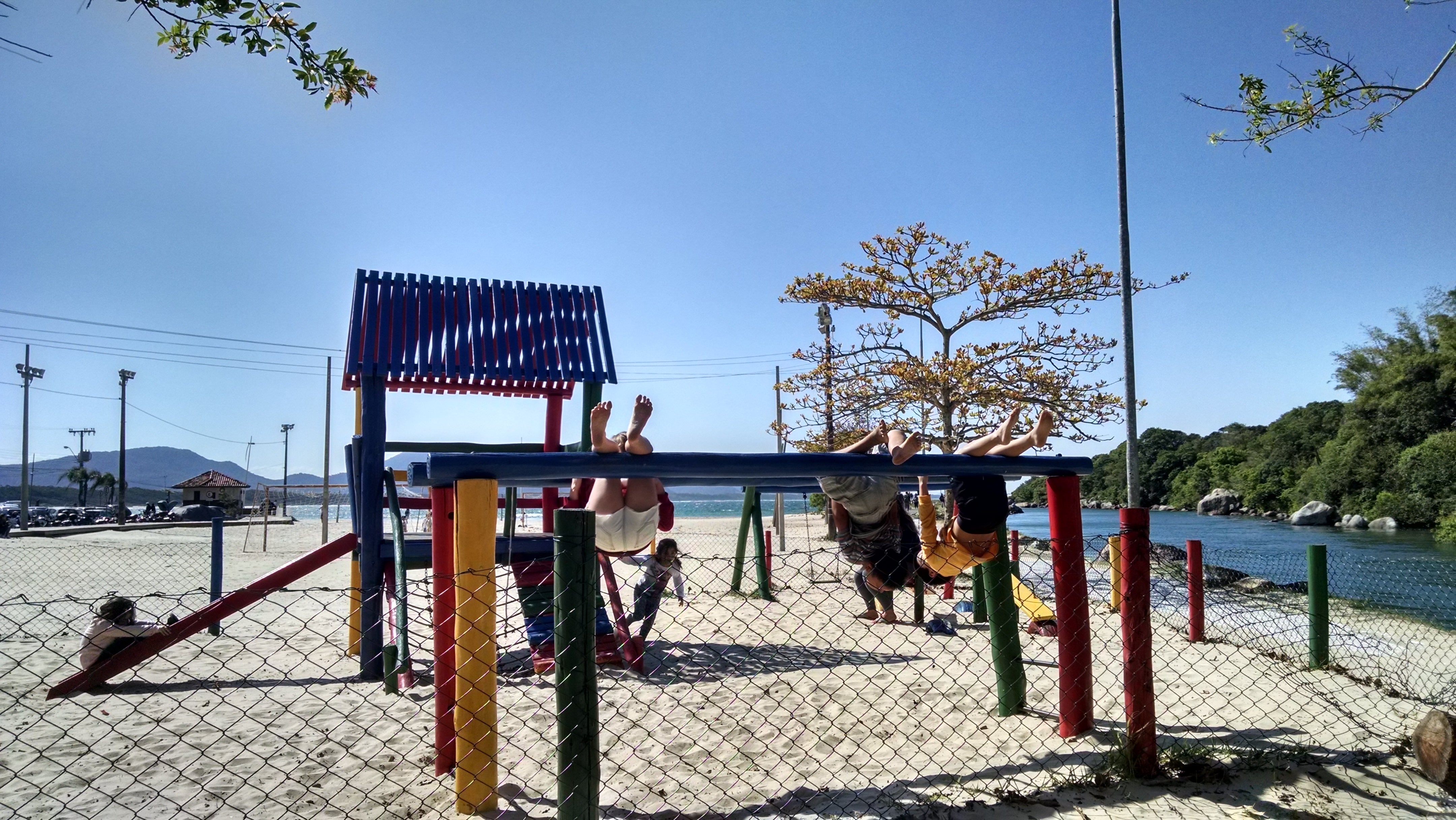 Resort en Barra da Lagoa