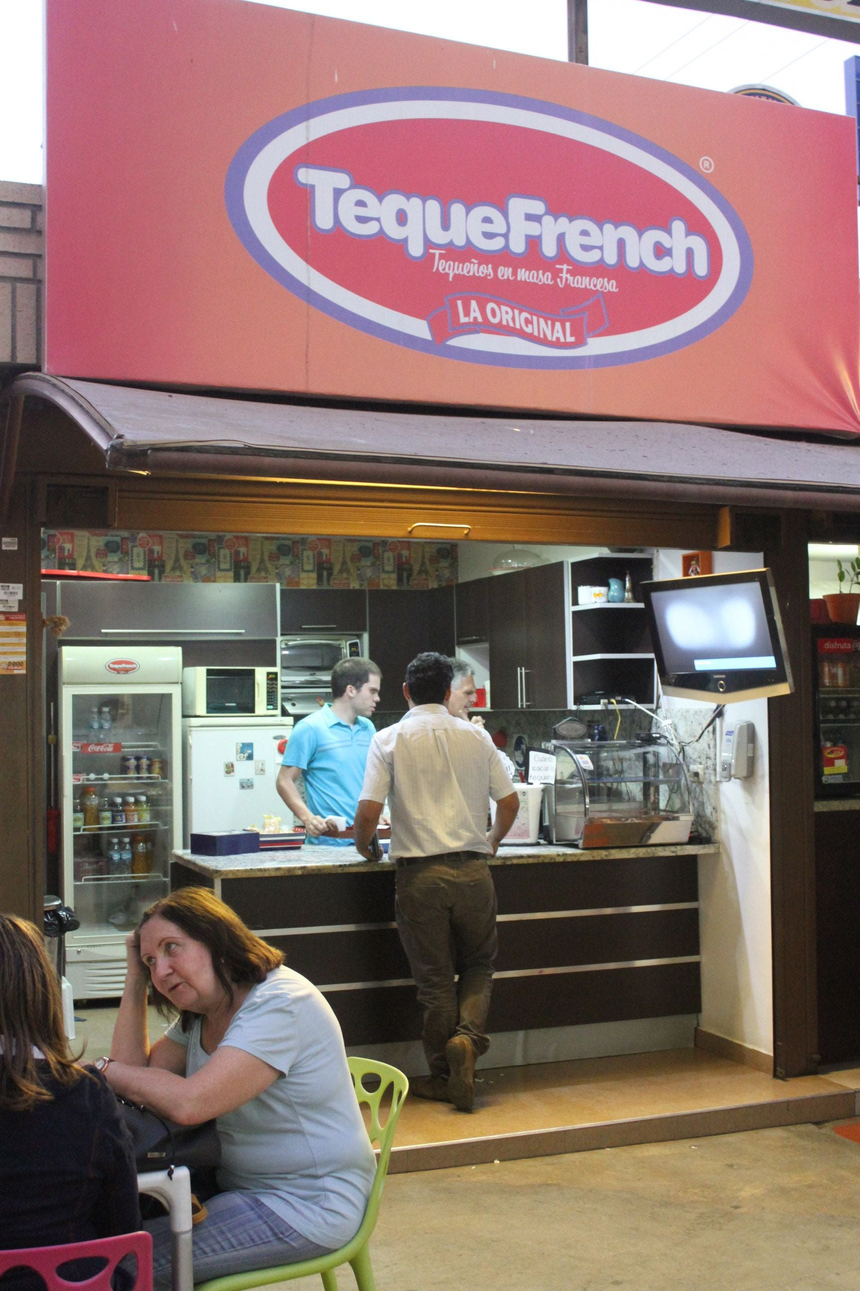 Food in Tequefrench