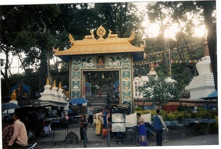 Swayambhunath (Monkey Temple)