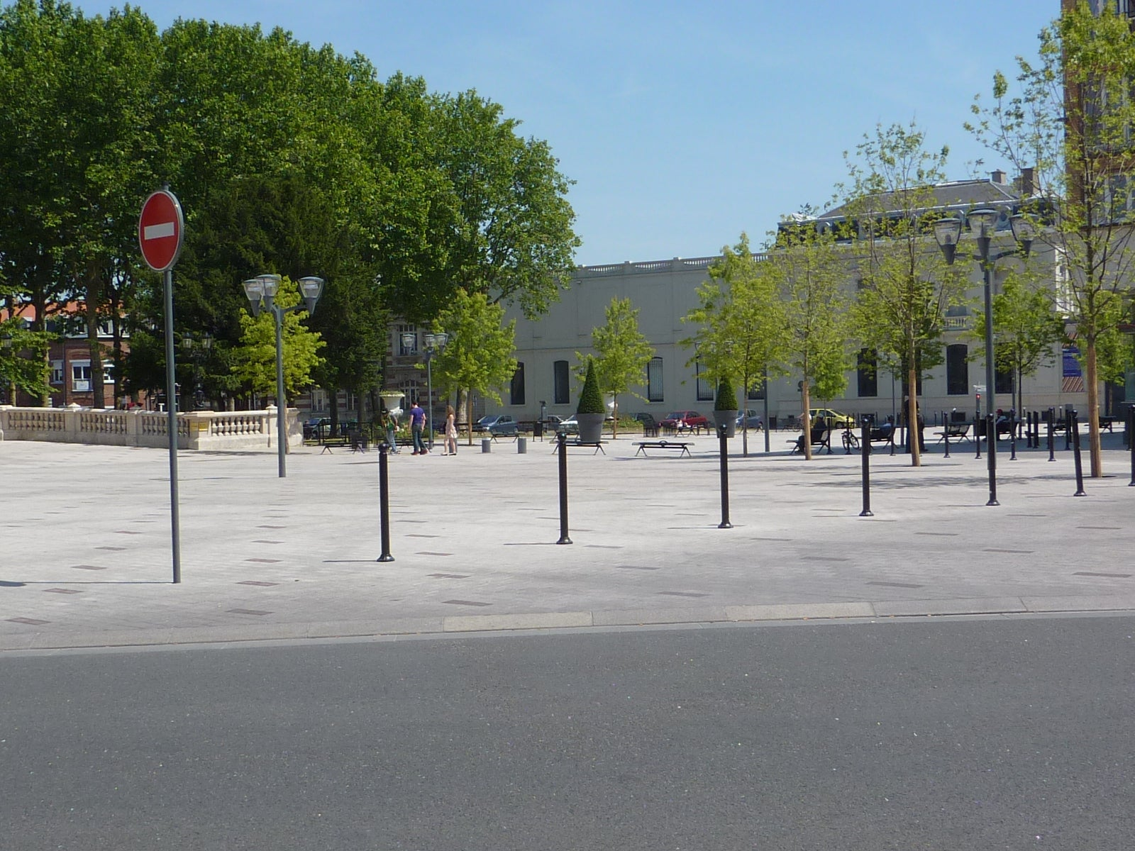 Place Victor Hassebroucq