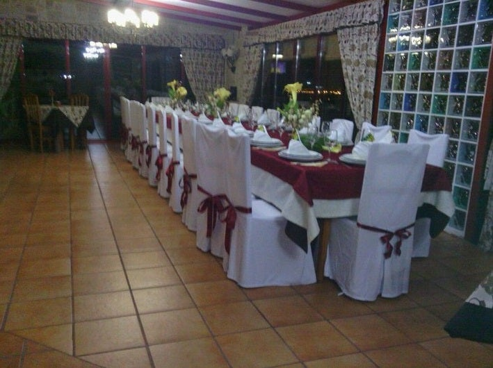 Buffet en Adega de Amadeo
