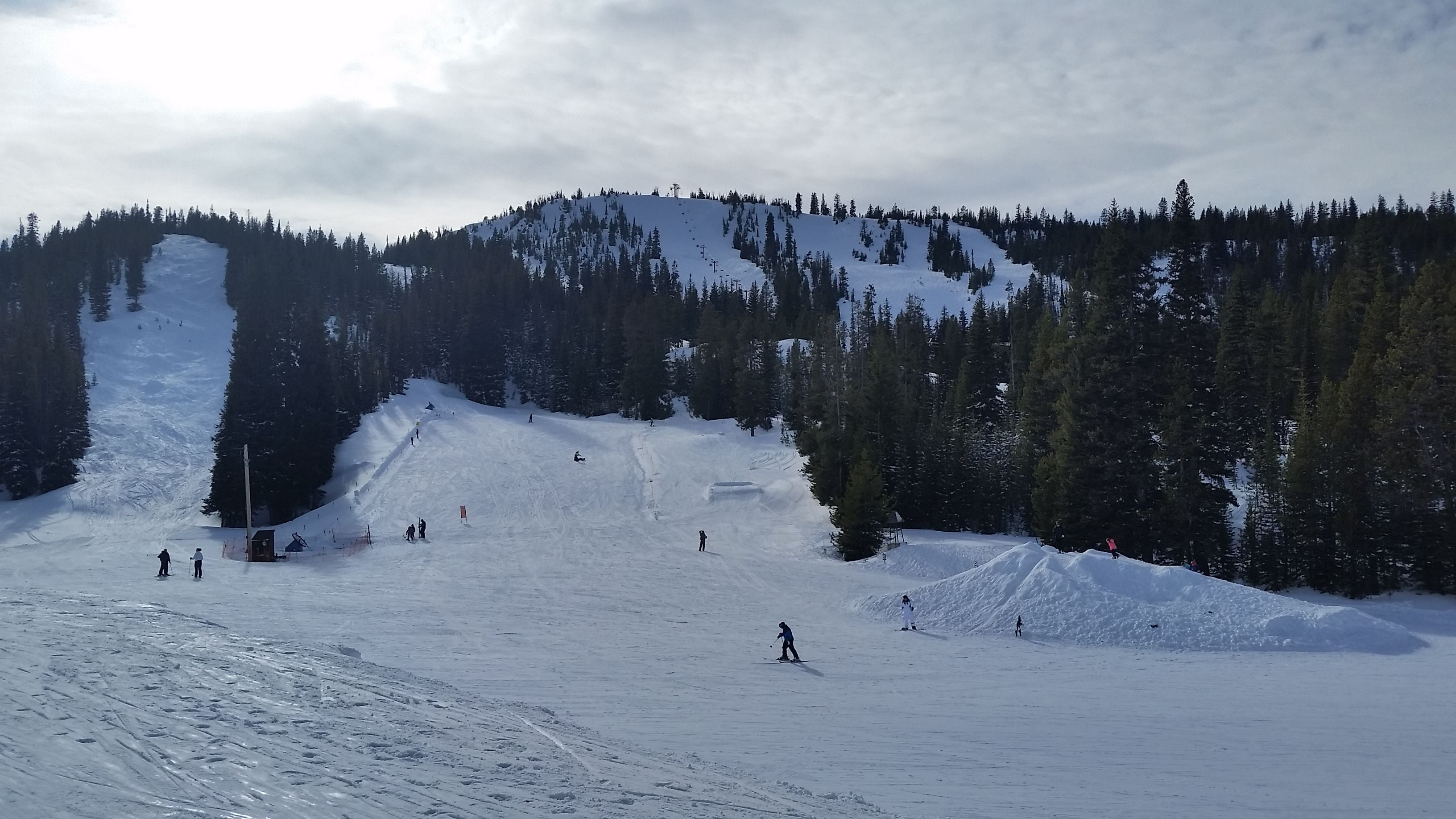 Sports in Anthony Lakes Ski Area