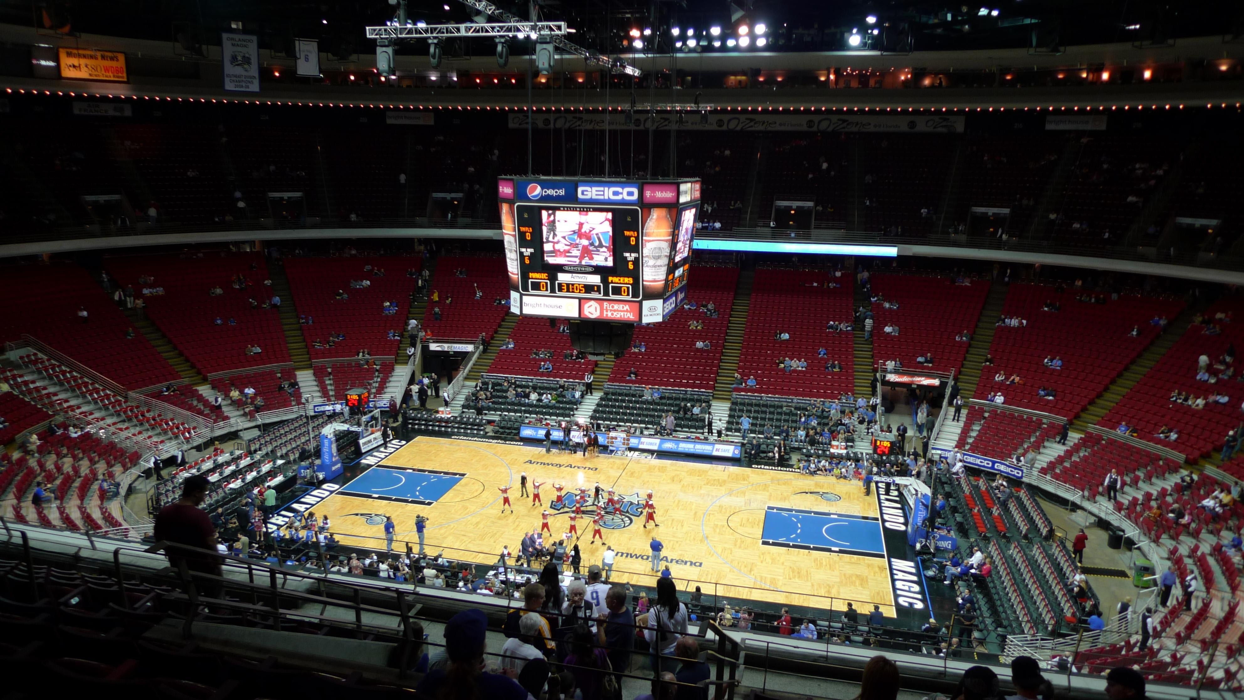 Amway Arena