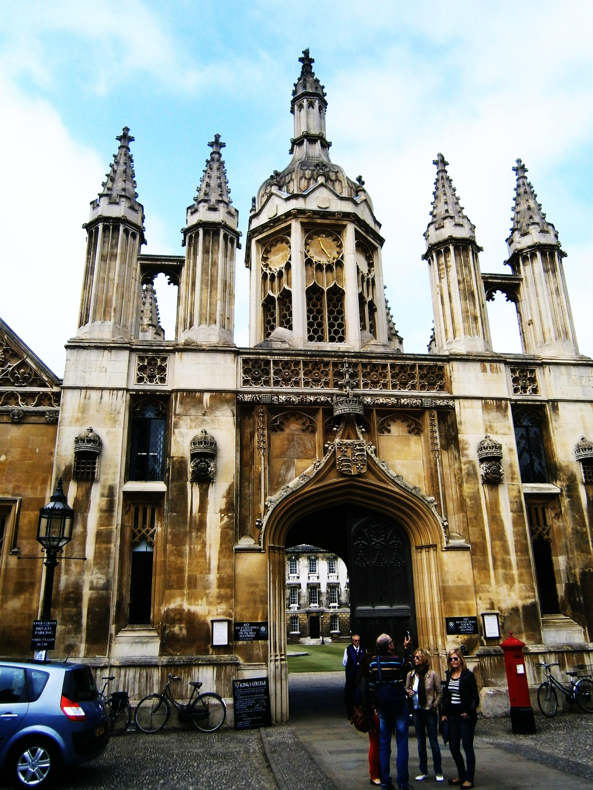 Turismo en King's College