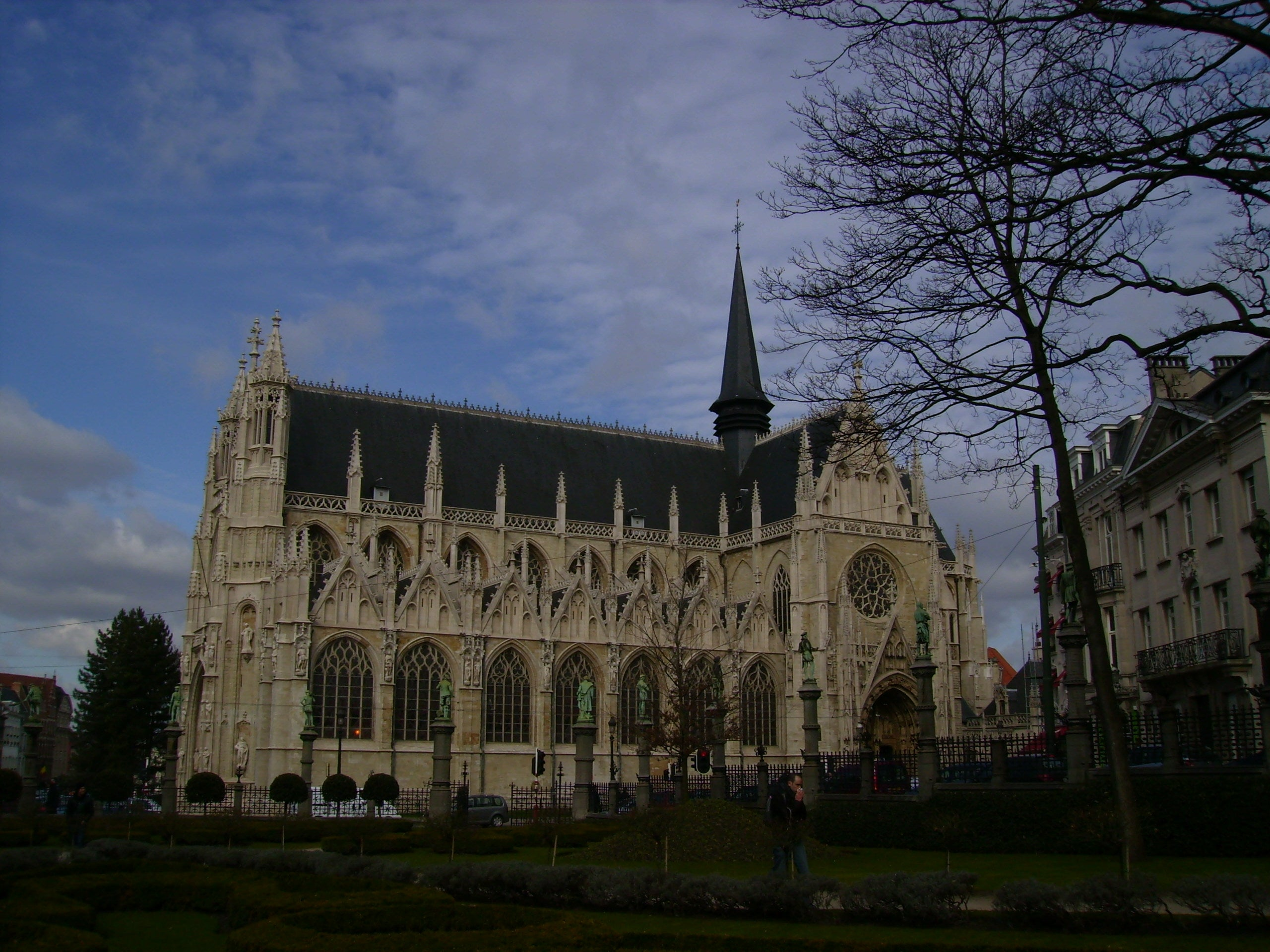 Notre Dame du Sablon (Church of Our Blessed Lady of Sablon)