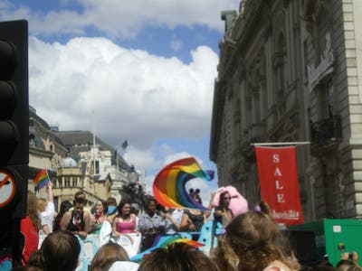 Pride London (Desfile Día del Orgullo Gay)