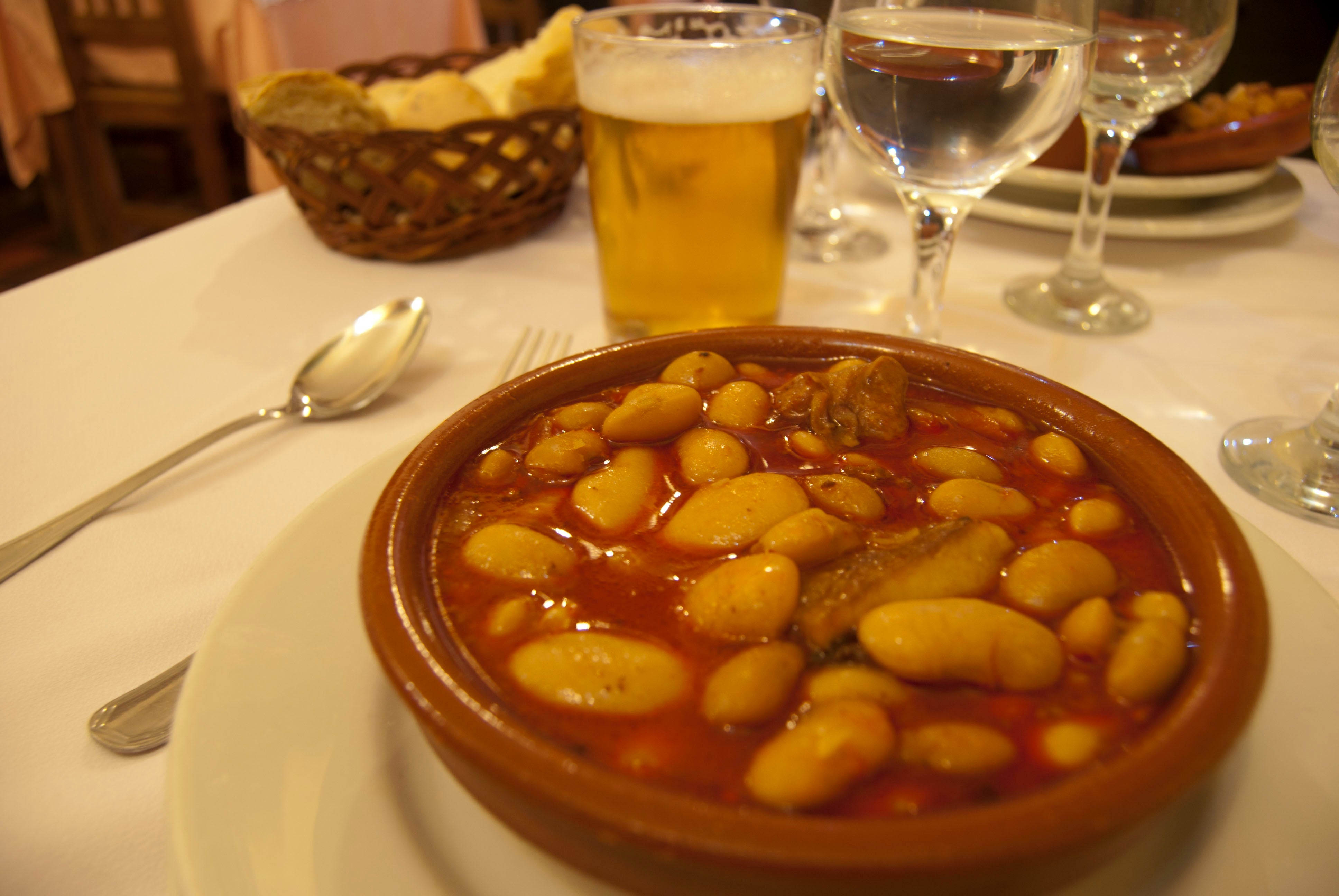 Restaurants in pedraza the best places to eat - Bodegon manrique ...