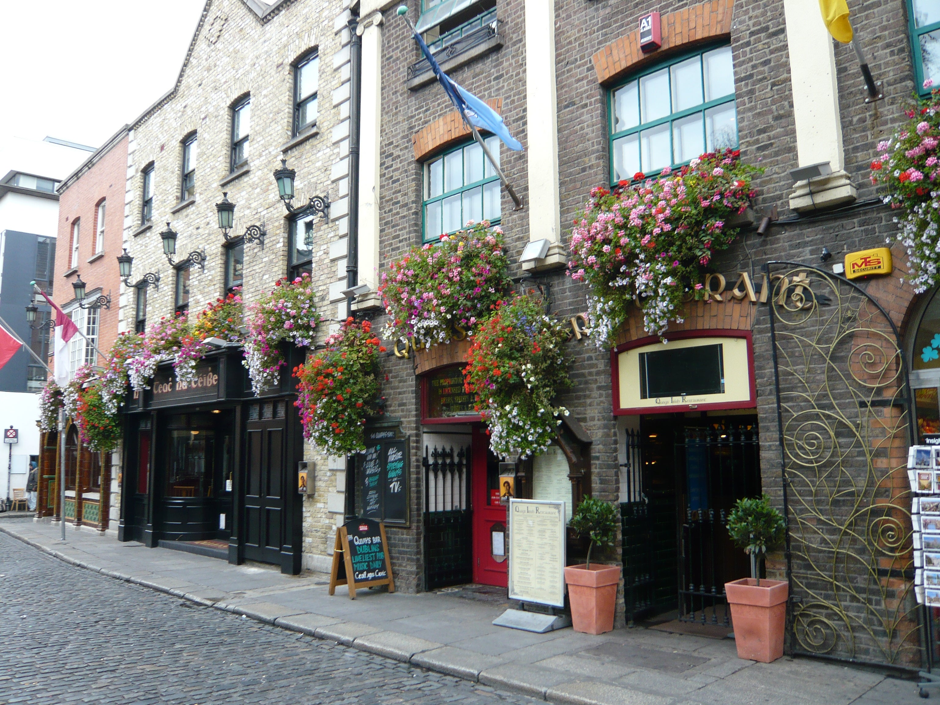 Barrio en Temple Bar