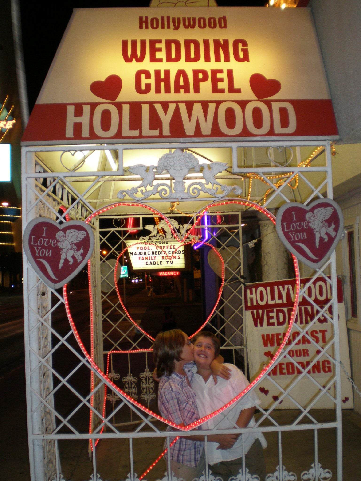 Hollywood Wedding Chapel (Cerrado)