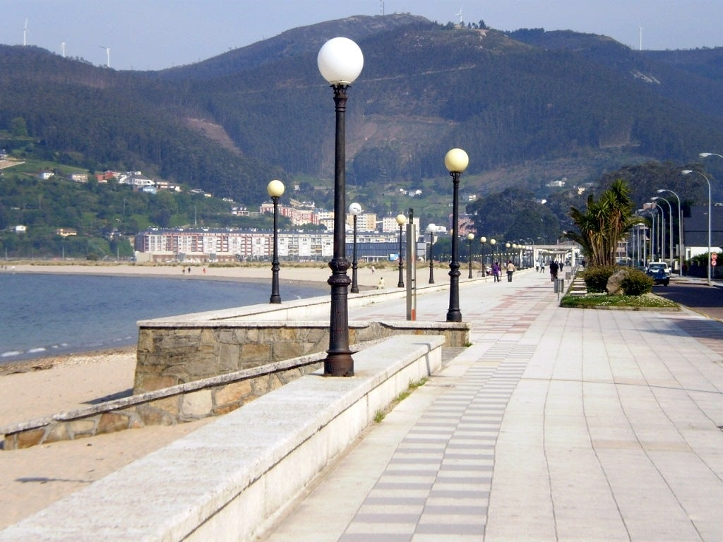 Covas seafront
