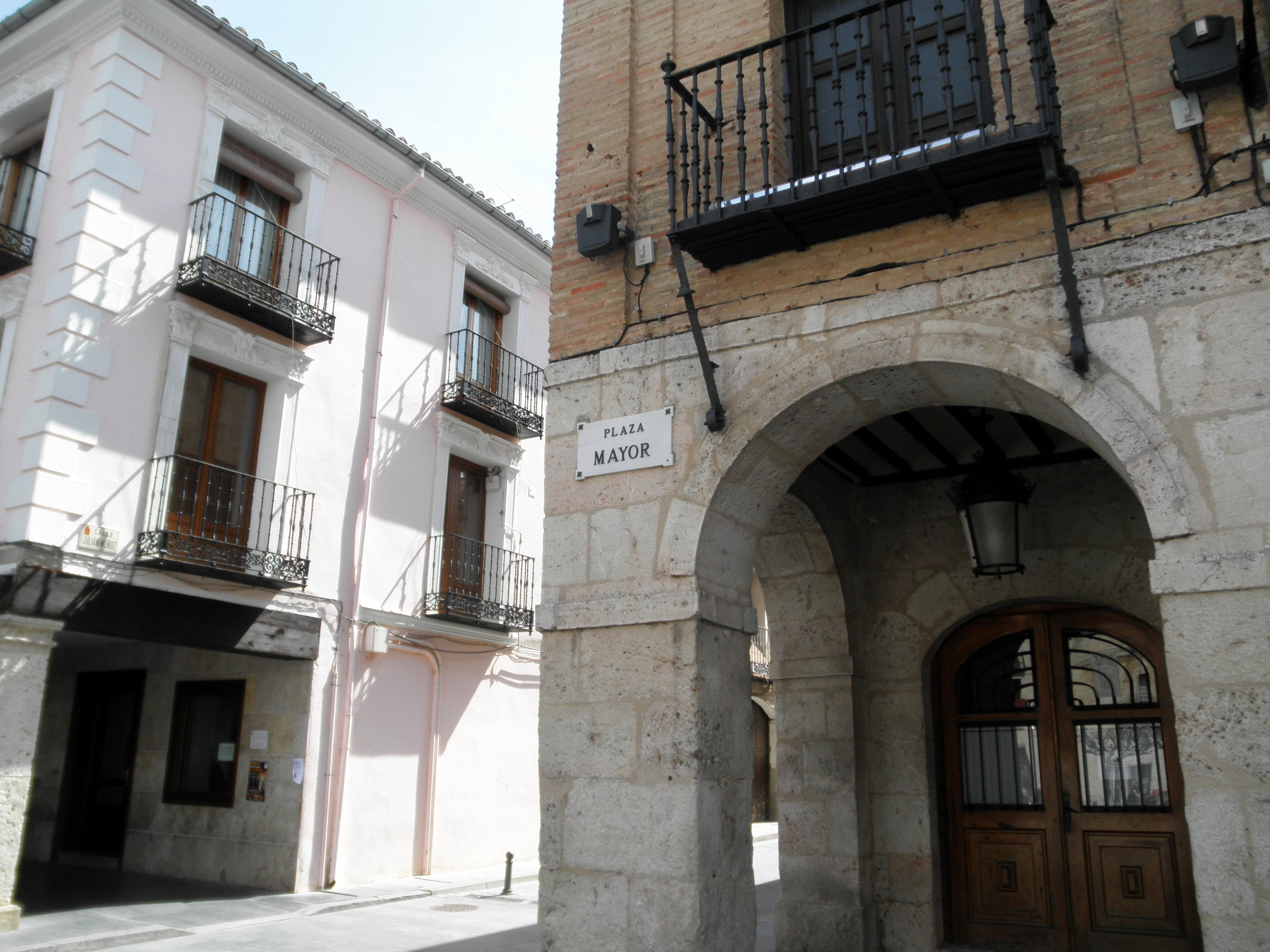 Edificio en Plaza Mayor