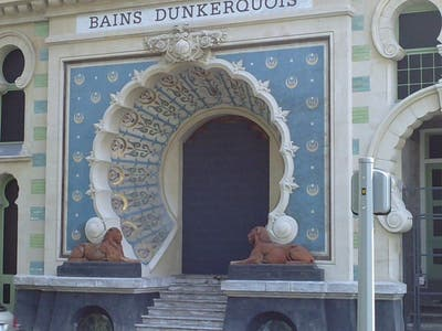 Les bains dunkerquois