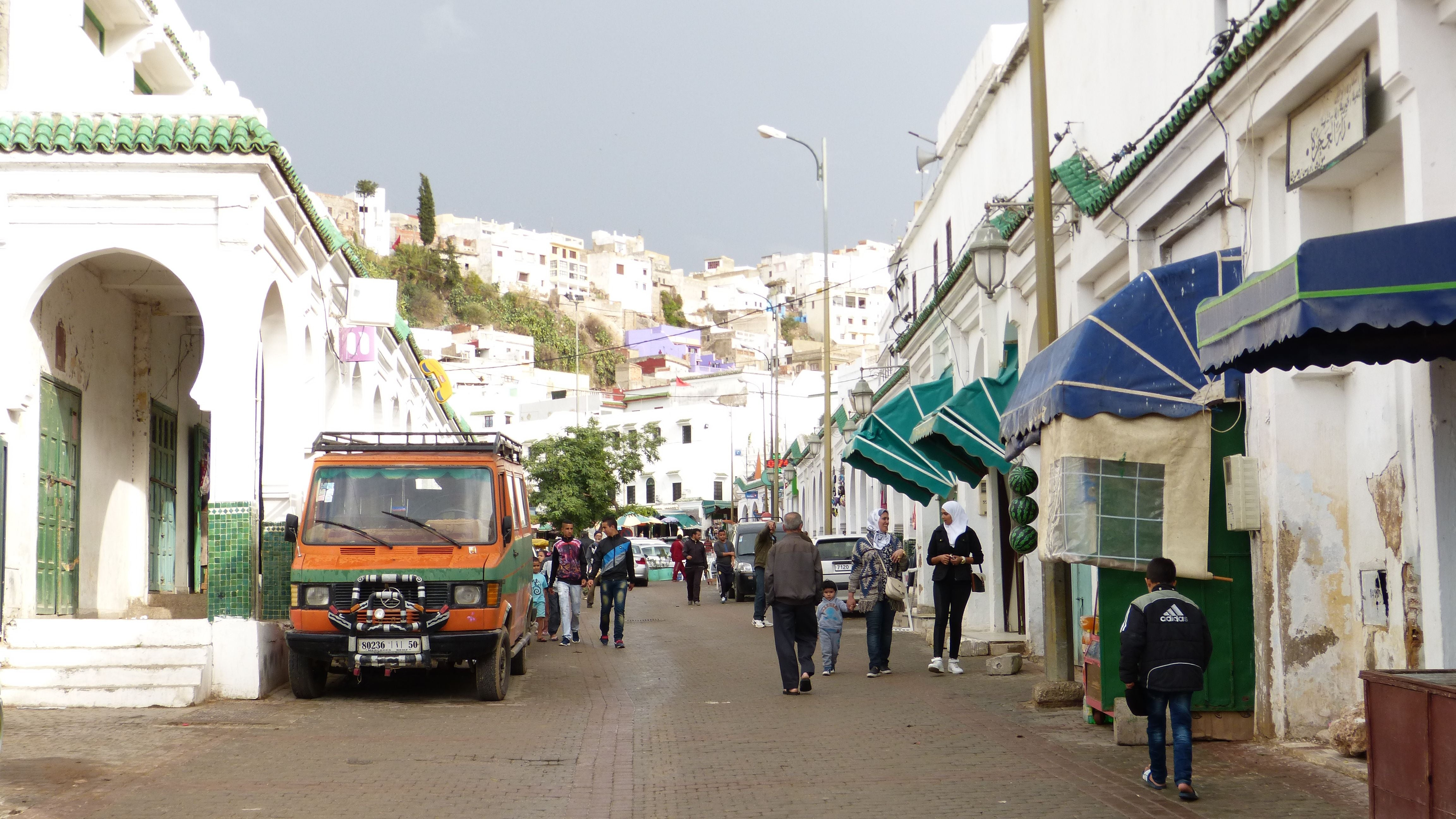 Calle Moulay Idriss