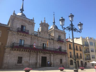 Plaza Mayor de Ponferrada