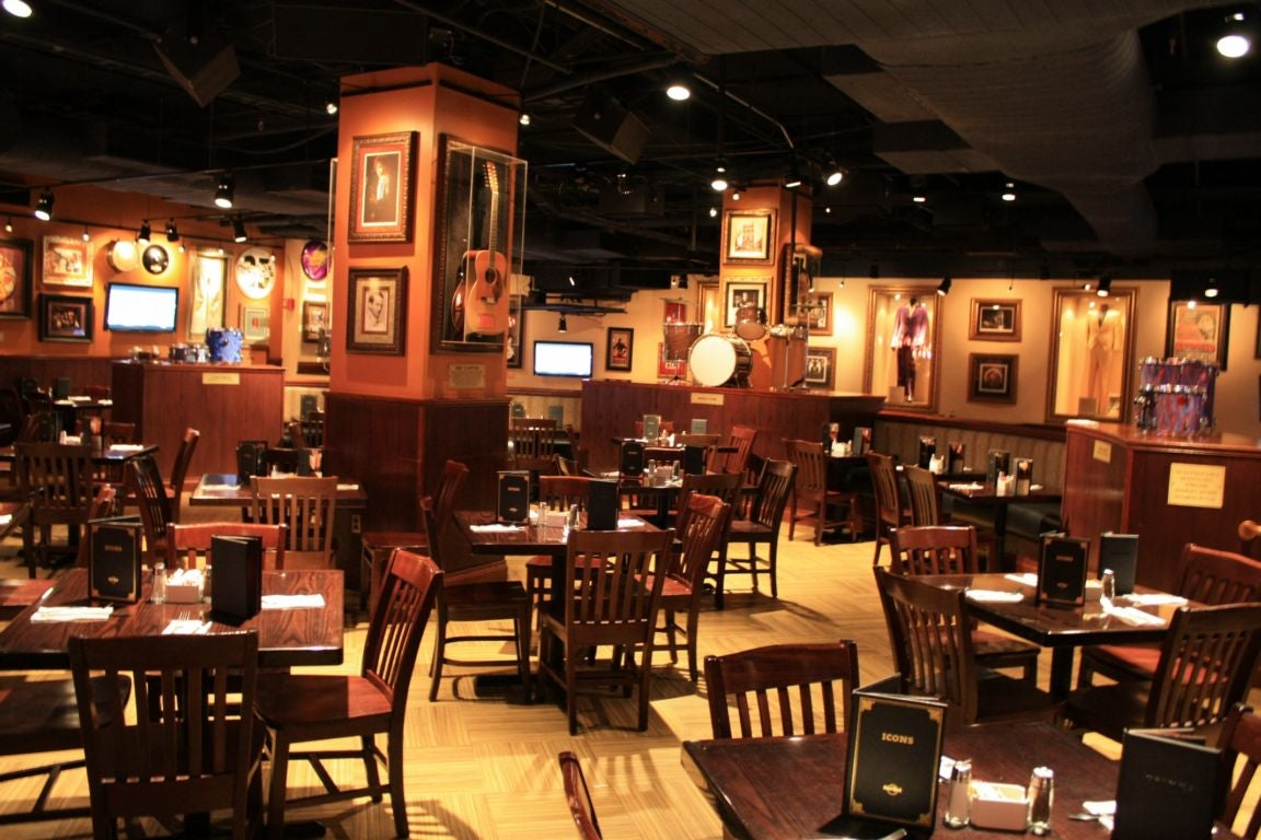 Bar en Hard Rock Café (Nueva York)