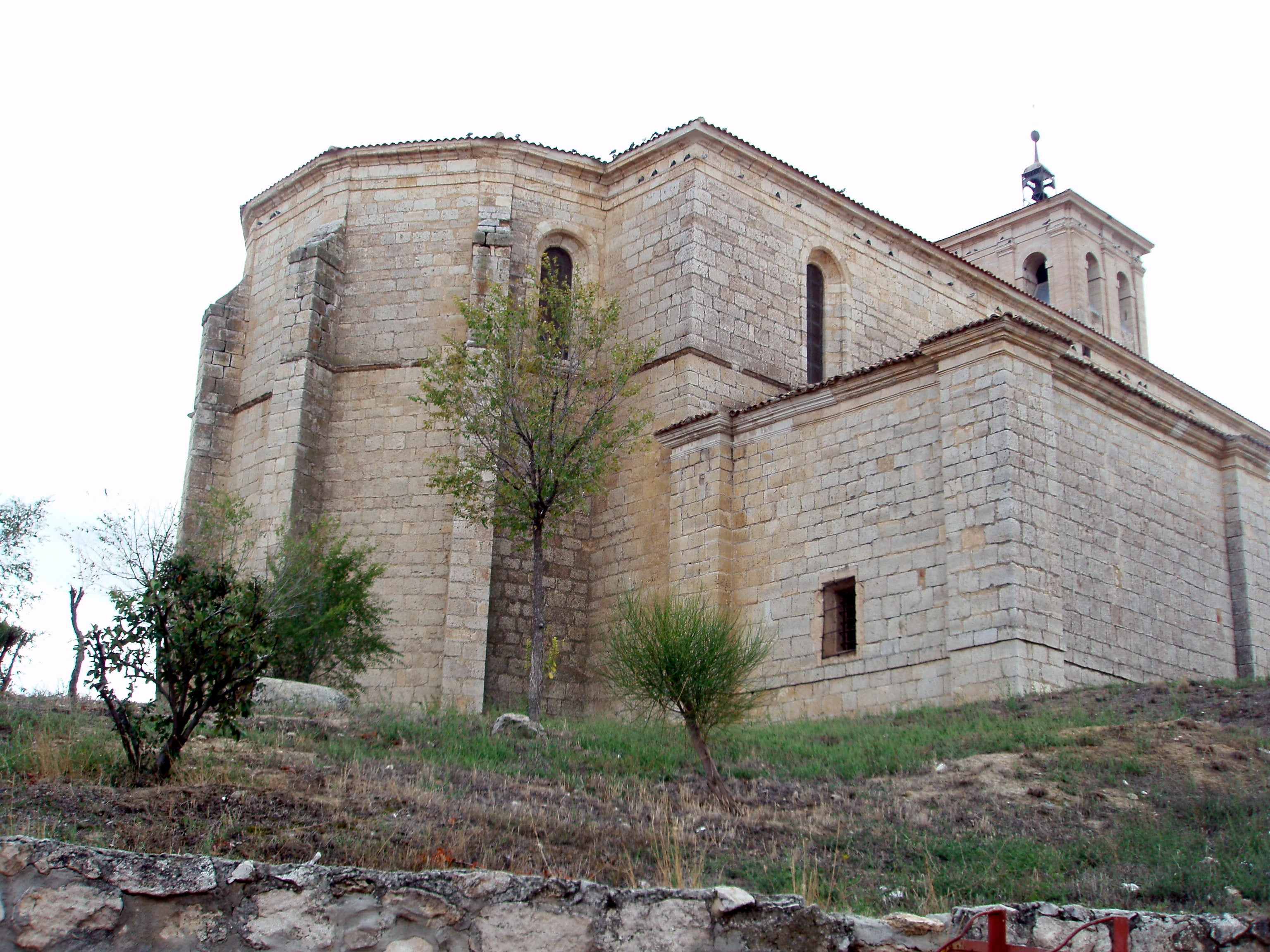 San Martín parish church