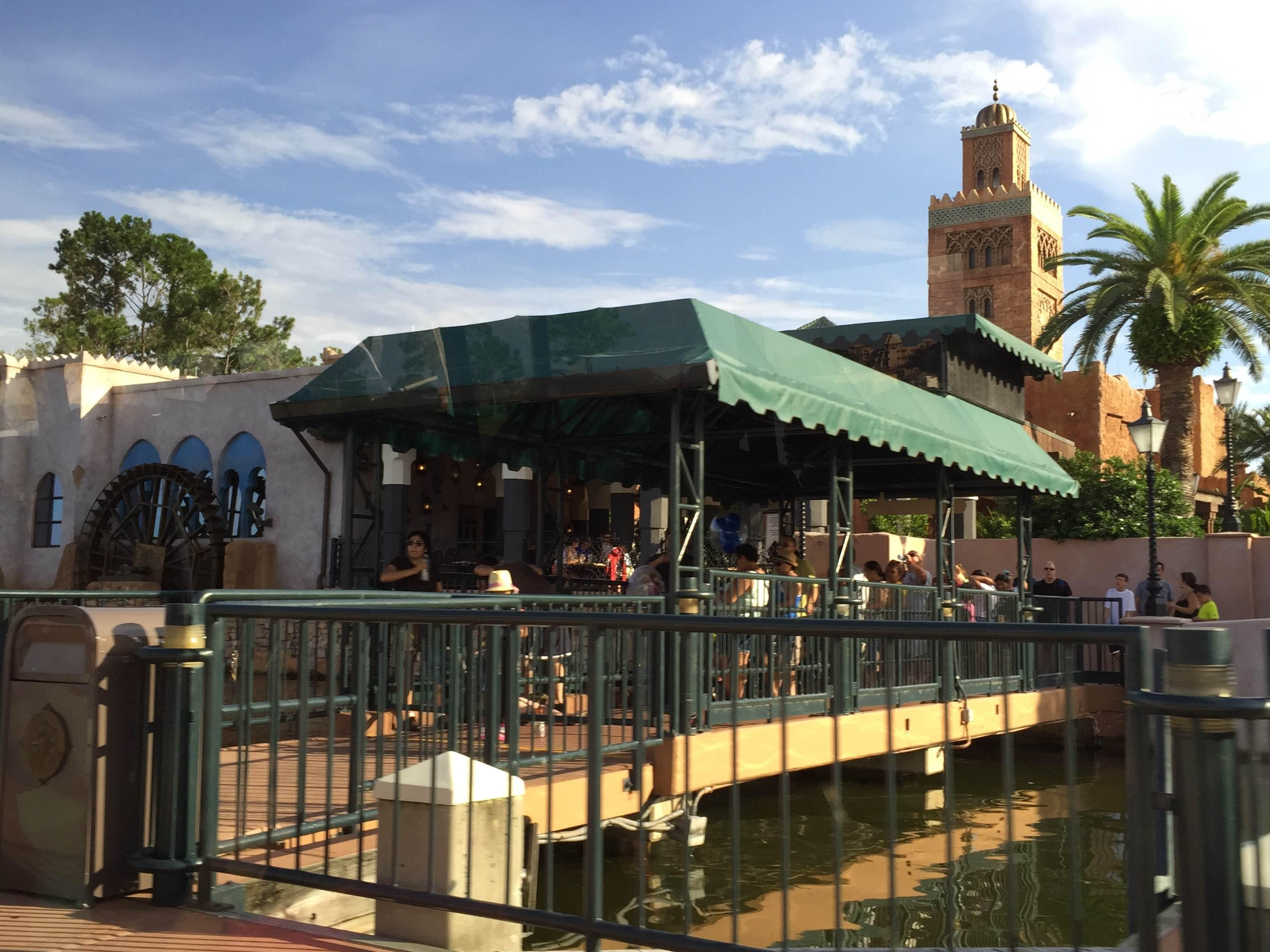 Restaurante en Walt Disney World