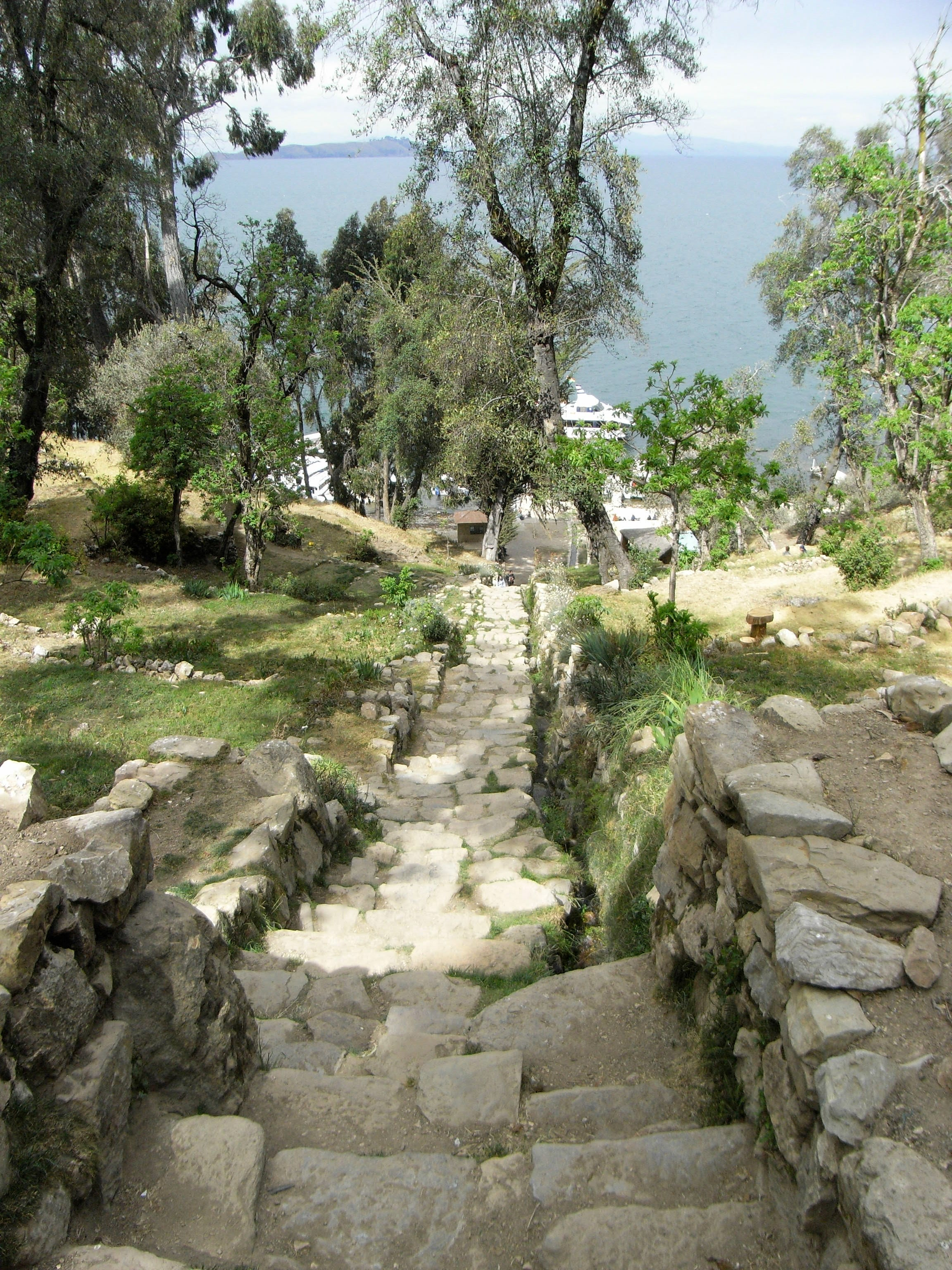 The Inca Stair