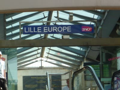 Estación Lille Europe