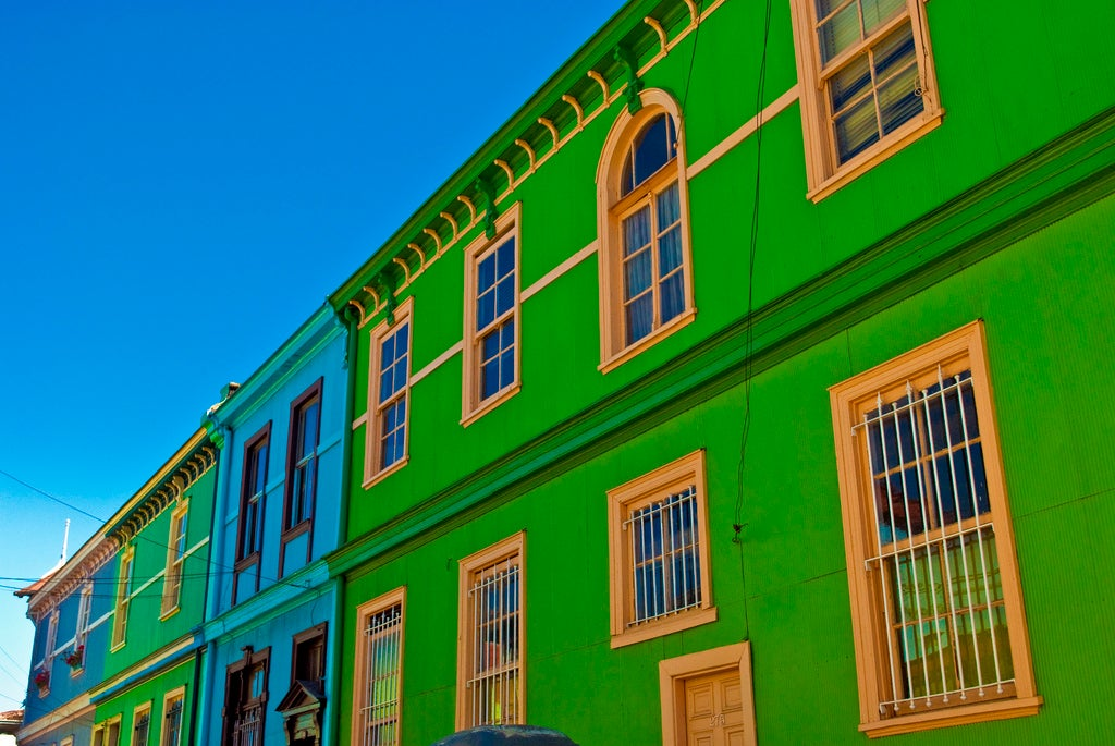 Colors of Valparaiso Homes