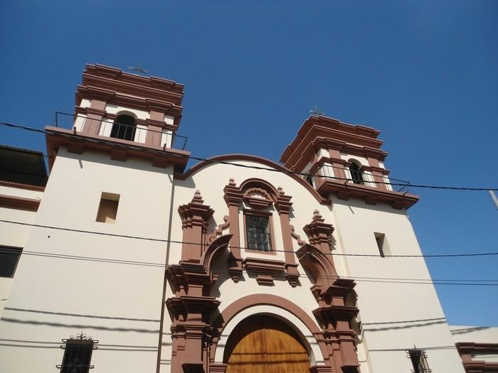 Libertad Church