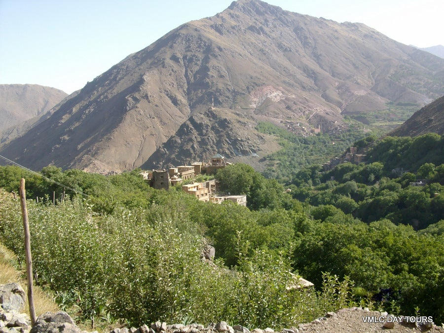 Valle del Ourika
