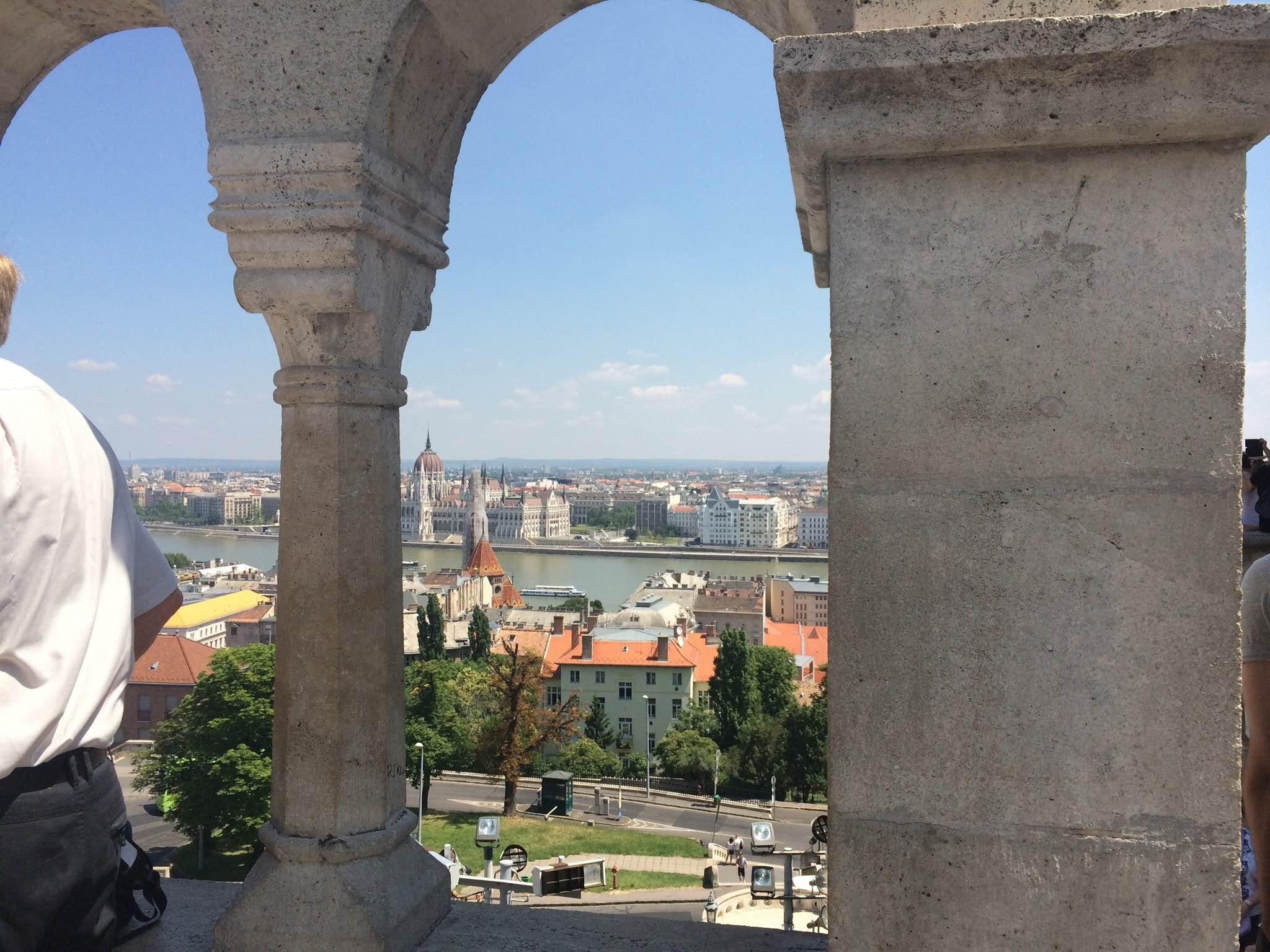 Ancient History in Fisherman's Bastion