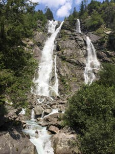 Nardis Waterfalls