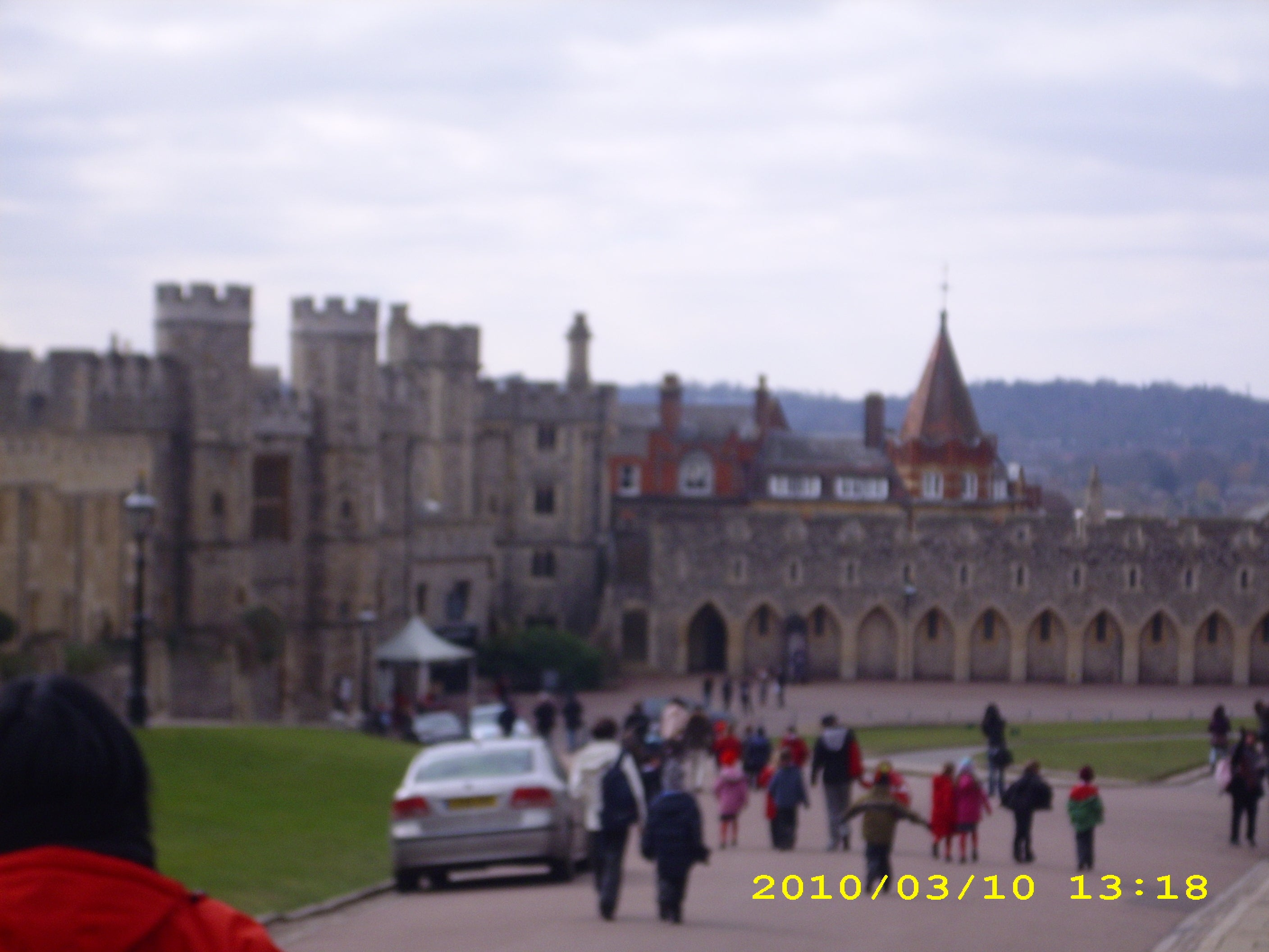 Palacio en Castillo de Windsor