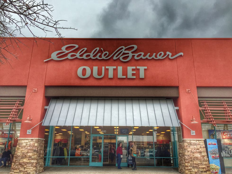 Eddie Bauer Outlet in San Marcos: 2 reviews and 6 photos