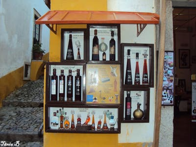 Ginginha de Óbidos (liquor)