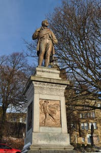 Monumento a Robert Burns