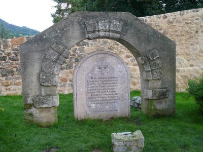Monuments After the Covadonga Battle