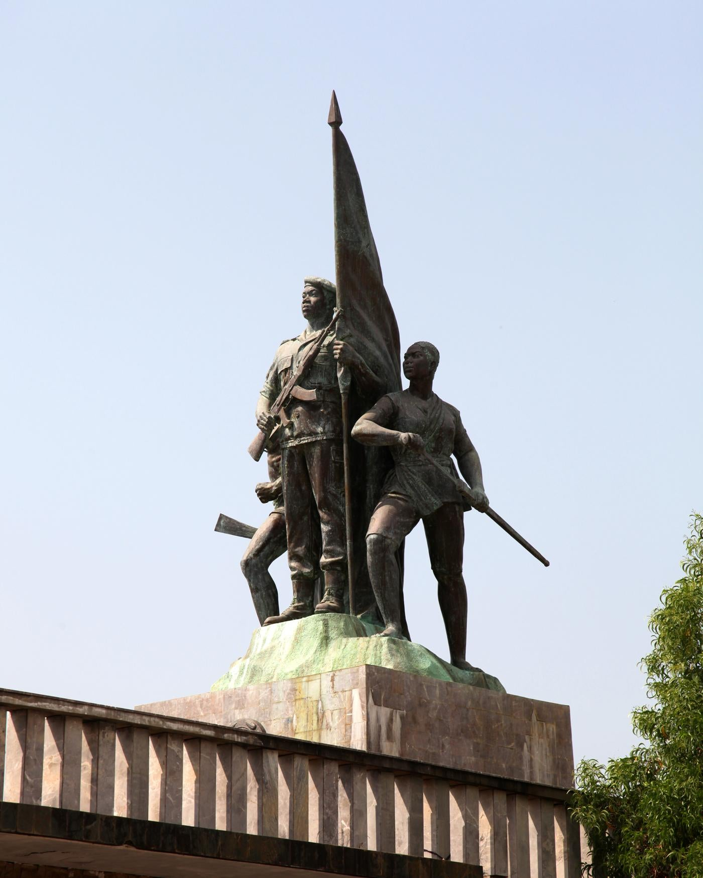 Monuments of Cotonou