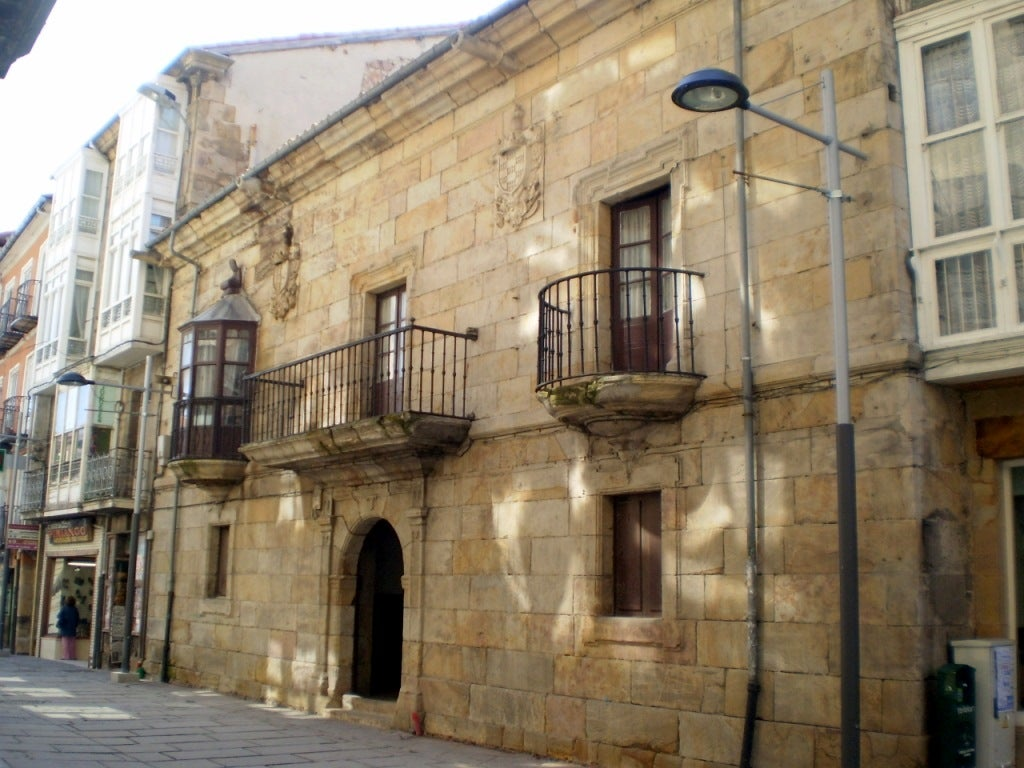 House of the Marquis of Cilleruelo or Pano House