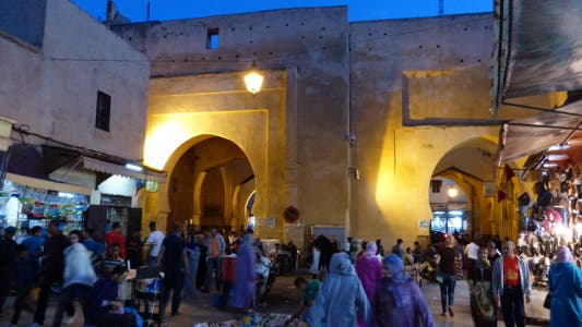 Place Moulay Hassan