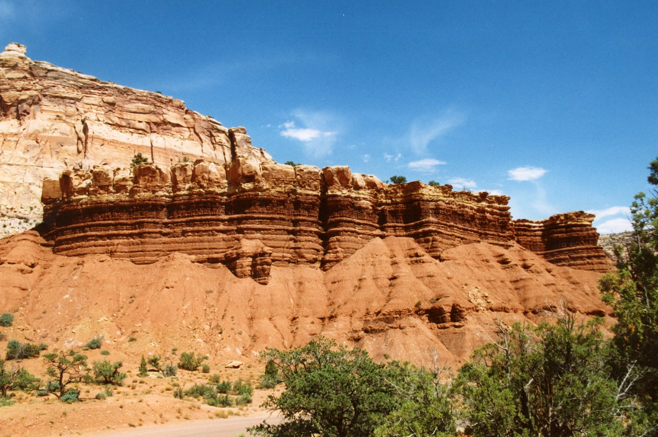 Páramos en Capitol Reef National Park