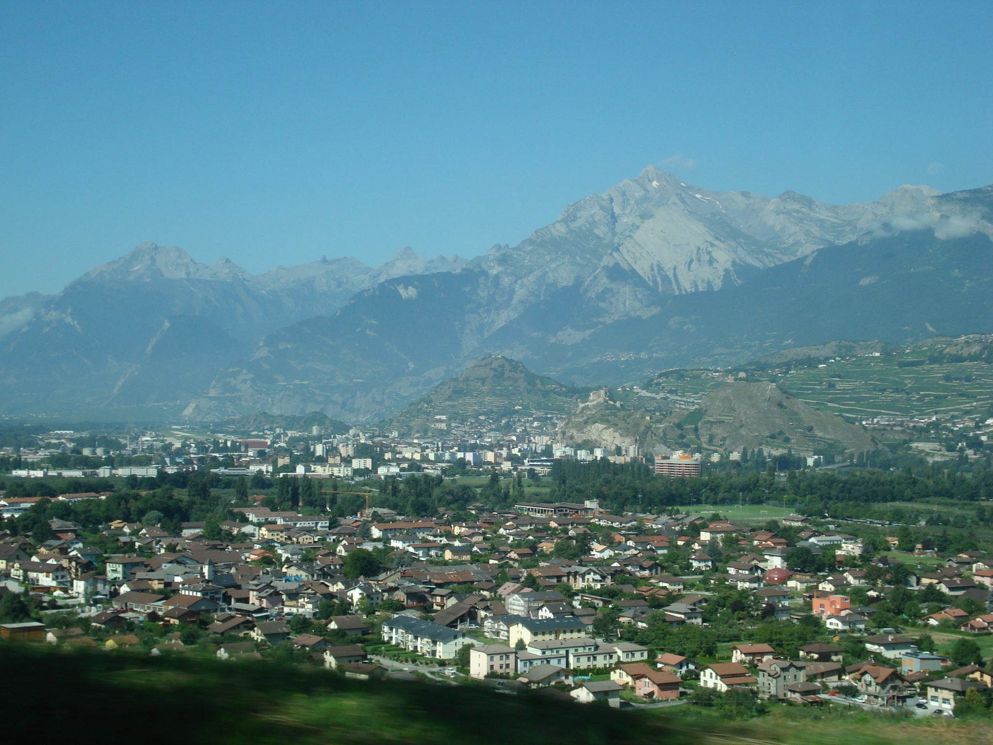 Mountains of Sion