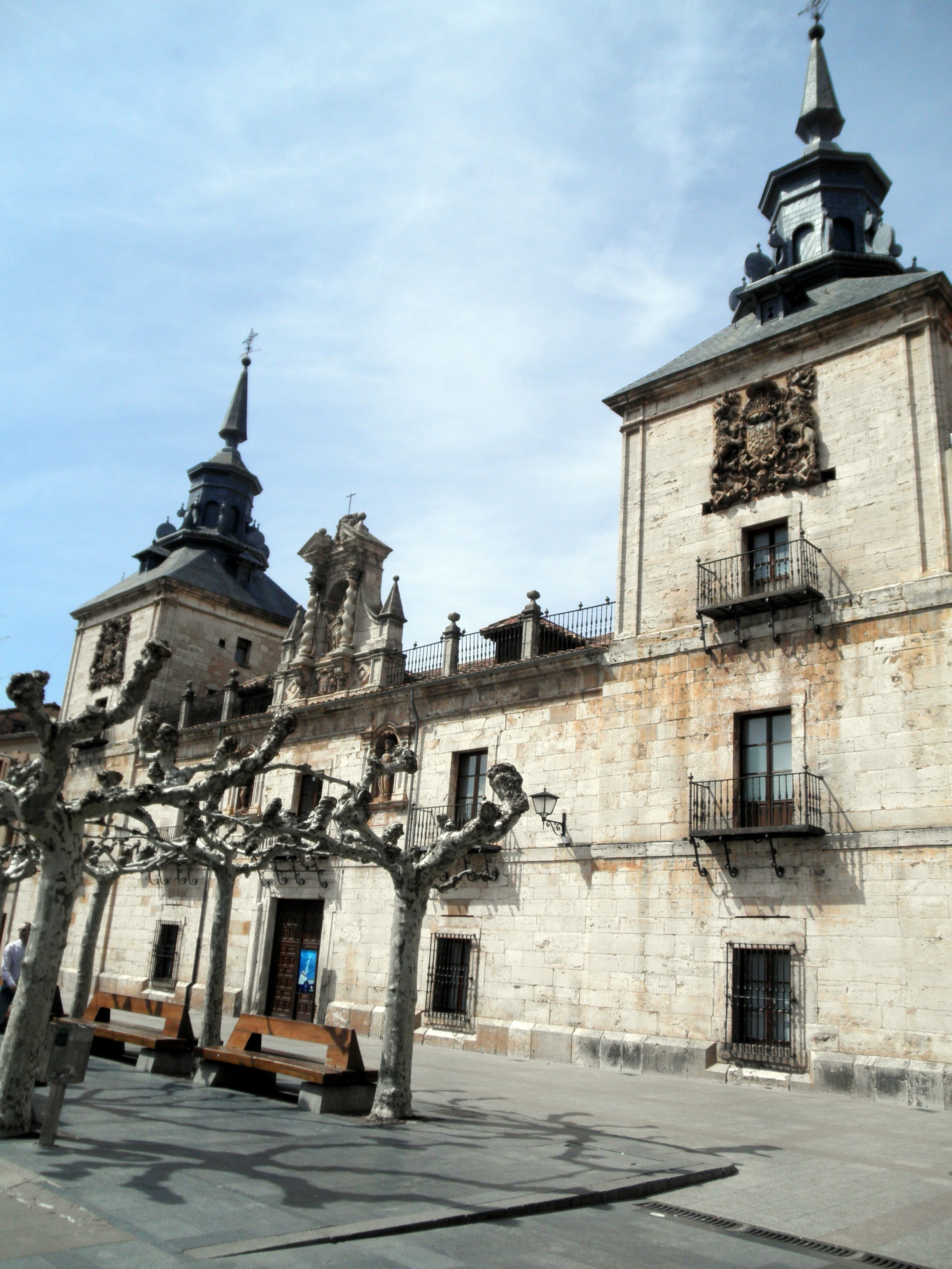 Catedral en Plaza Mayor