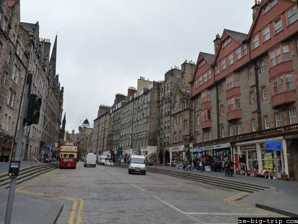Casa en Royal Mile