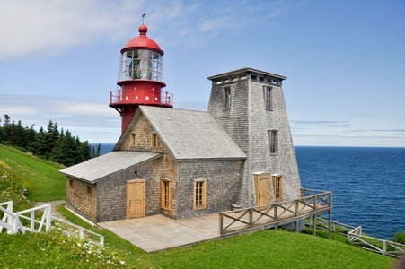 Point-a-la-Renommee Lighthouse